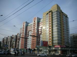 Жилой дом с административными помещениями