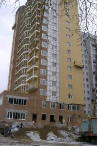 Жилой дом вентилируемые фасады