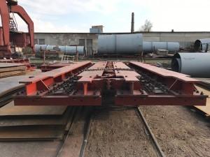 Металлоконструкции для железной дороги