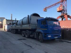 Перевозка МК в БоАЗ