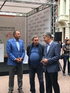 Праздник посетил губернатор Новосибирской области