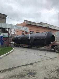 Перевозка Резервуара 100 м3